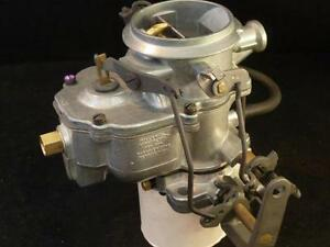 1962 1963 1964 1965 Chrysler Carter Carburetor Bbd 2bbl Cars W 273 318 180 1387
