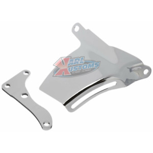 Alternator Bracket Oem Sbc Small Block Chevy Lwp Long Pump Chrome