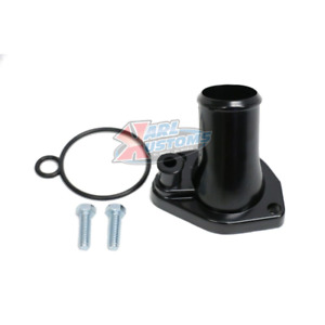 Water Neck Thermostat Housing Ford 289 302 351w O ring Style Black