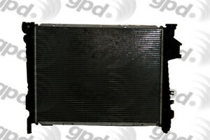 Radiator Fits 2002 2009 Dodge Ram 1500 Ram 2500 Ram 2500 ram 3500 Global Parts