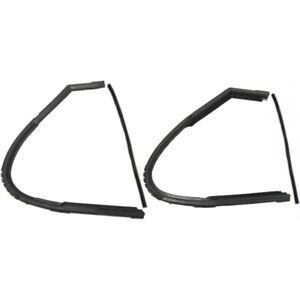 1941 1948 Dodge 2 Door Convertible Vent Window Kit