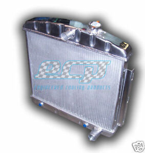 The Best 1955 1956 1957 57 Chevy Bel Air Nomad Aluminum Radiator V8 Sbc Bbc