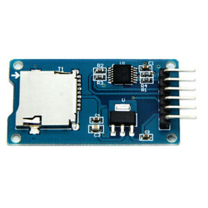 Micro Sd Card Storage Break Out Tf Module Spi With Core Level Conversion