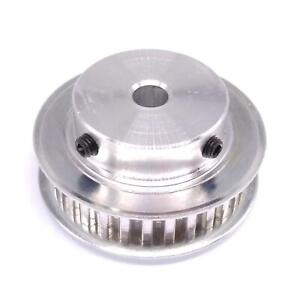 1pc Xl 30t Timing Belt Pulley Synchronous Wheel 8mm Bore For 10mm Width Belt