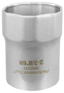Performance Tool Wheel Bearing Locknut Socket W83241