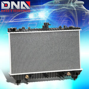 For 2010 2011 Chevy Camaro Ss 6 2l At 13142 Oe Style Aluminum Cooling Radiator