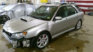 06 07 Subaru Wrx Rear Differential Carrier Turbo Manual 3 70 Ratio