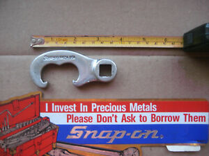 Snap On Wa12a Tie Rod Adjusting Wrench Socket 1 2 Drive Tool