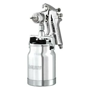 Devilbiss 110225 Jga 1 6 Mm Conventional Suction Feed Spray Gun