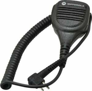Motorola Two Way Radio Speaker microphone Use With Gp300 Two way Radio Palm S