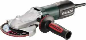 Metabo 4 1 2 Wheel Diam 10 000 Rpm Corded Angle Disc Grinder 5 8 11 Spindle