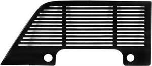 1951 52 Ford Pickup Truck Dash Speaker Grille Painted Black