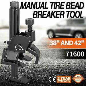 Manual 71600 Tractor Manual Tire Bead Breaker Leverage Tool Safe