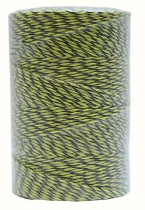 Electric Fence Polywire 1640 Garden Yard Pet Animal Pasture Wire