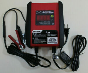 Schumacher Sp6 Automatic Battery Charger Extender 6 Amp Fast Free Shipping
