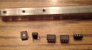 Lot Of 17 National Semiconductor Lm231n Free Shipping