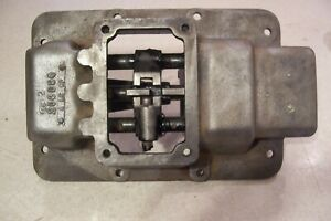 1948 52 Ford Truck F7 F8 Fh Clark 5 Speed W Od Transmission Top Cover 203096