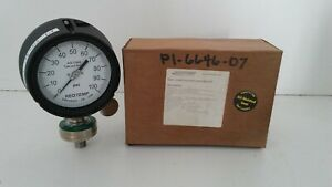 New Old Stock Reotemp 0 100 Psi Pressure Gauge Ms8ptam2xp18 sdddc2xdt