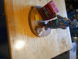 limited edition coca cola brand figurine featuring emmett kelly