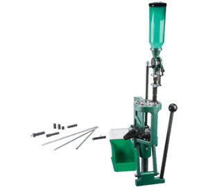 Rcbs Pro Chucker 7 Station Progressive Reloading Press Green 88911