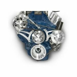 March Performance Ultra Series Chevy Small Block Serpentine Kit Ca22050