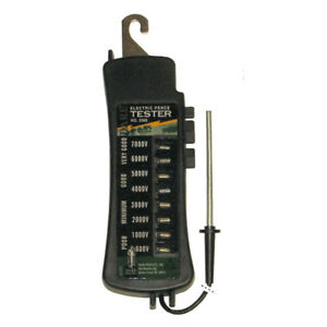 Dare Products Electric powered Eight Light Tester Black