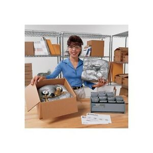 Instapak Quick Extra Thick Expandable Foam Bags 18 X 24 Gray 30 case