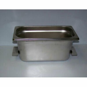 Crest Ssap500 ssap 500 Auxiliary Pan For Cp500 Ultrasonic Cleaner