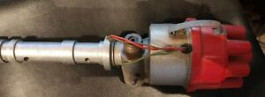 Mallory Unlite Distributor With Tach Drive Fits Sbc