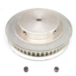 1pc Xl 48t Timing Belt Pulley Synchronous Wheel 6mm Bore For 10mm Width Belt