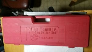 Oem 2 3 Jaw Slide Hammer Puller Kit Tool Set Dent Puller Model 33627026 W Case