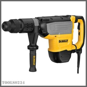 Dewalt D25773k 15 amp 2 Sds Max Combination Rotary Hammer Corded