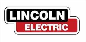 3 Lincoln Electric Welder Helmet Bumper Tool Box Motorcycle Decal Stickers 3