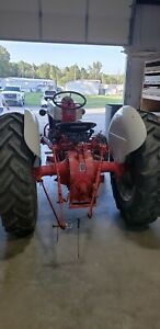 1956 Ford 8n Tractor 850 Series 45 Hp Starts Up Everytime