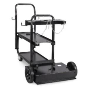 Miller Electric Mfg Llc 951770 Miller Dual Cylinder Rack Cart