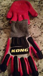 Large Ironclad Kong Cut 5 Knit Work Gloves New Some In Original Packaging