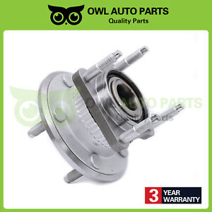 Rear Wheel Hub Bearing For 2005 2010 Jeep Commander Grand Cherokee 5lug 512302
