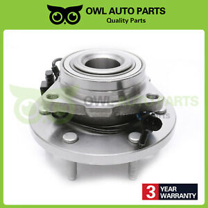 Front Driver Or Passenger Wheel Hub And Bearing For Hummer H3 W Abs 515093 X1
