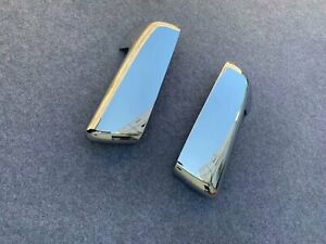 For Chevrolet Silverado1500 Accessories Side Car Door Mirror Cover Protector 19
