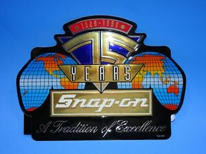 Snap On Tools 75th Anniversary Decal Nos