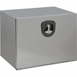 Buyers Stainless Steel Tool Box 24 X 18 X 18