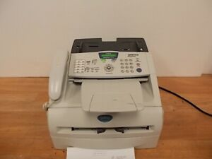 Brother Intellifax Fax 2920 Fax Machine W toner 6396 Pagecount Working Freeshp