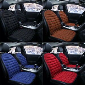 Car Heated Seat Winter Warmer Auto Cover Cushion 12v Heating Heater Pad 5 Colors