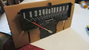 Nos 1969 1970 Ford Galaxie Xl Ltd Country Squire Dash Speedometer Assembly New