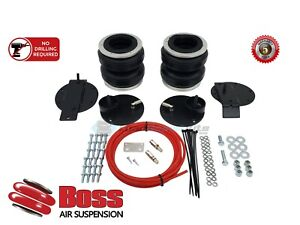 Boss Bag Air Suspension Coil Load Assist Kit For 2019 2021 Ram 1500 4wd
