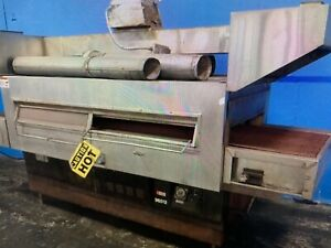 Middleby Marshall Pizza Oven Gas Fired stainless Steel Oven 600 Degree