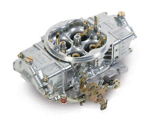 Holley 0 82751 750 Cfm Street Hp Mechanical Secondaries Carburetor