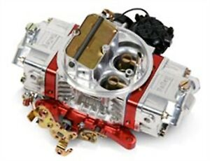 Holley 0 86770rd 770 Ultra Street Avgenger Carburetor W red Billet Blocks base