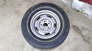 73 77 Chevy El Camino 15 Rally Wheel tire 78 15 White Wall Oem