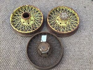 Vintage Wire Spoke Wheel 1920 S Hupmobile Others